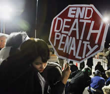 Research papers against death penalty