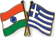 India and Greece