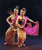 Javanese and Balinese Dance