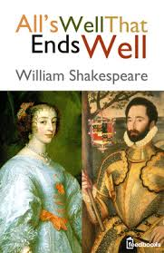 an analysis of helena in shakespeares alls well that ends well A list of all the characters in all's well that ends well the all's well that ends well characters covered include: helena, bertram, countess , king of france , lafew, parolles, first lord.