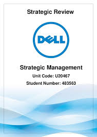Analysis of Dell Corporation