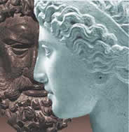 relationship between antigone and creon This essay considers the debate between antigone and creon  'happiness [as]  the basic subject of ethics, he maintains the close connection.