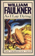 william faulkner as i lay dying essays