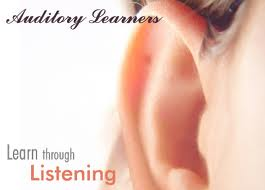 Auditory Learning Style