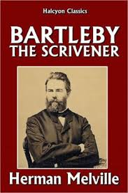 "herman melville bartleby the scrivener essay Introduction in 1853 herman melville published ""bartleby, the scrivener,"" his  now most well-known piece of short fiction, which over a century and a half later  we."