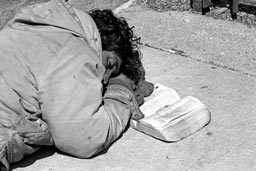 The Bible and Homelessness
