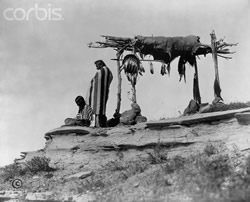 Burial Practices for Native Americans