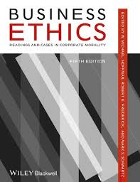 Business Ethics and Reform