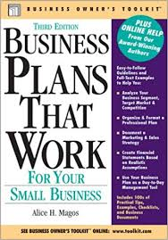 Writing a Business Plan for a Small Business