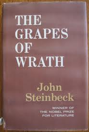 grapes of wrath literary analysis