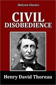 on the duty of civil disobedience essay Cite example of the following in the first part of the essay: diction, rhetorical appeals, juxtaposition on the duty of civil disobedience full transcript.