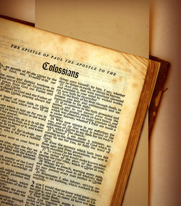 Books of the Bible: Colossians