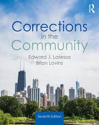 research paper community corrections Community correction paper may 27, 2012 cjs/230 – introduction to corrections community corrections programs are to oversee offenders outside of jail or prison, and.