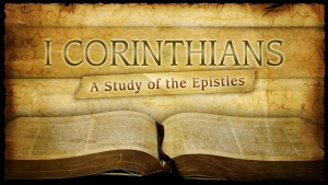 Books of the Bible: Corinthians