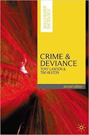 Crime and Deviance Sociology