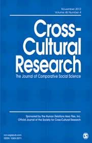 Cross-Cultural Journal Article