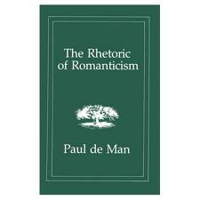 de Man's Semiology and Rhetorica