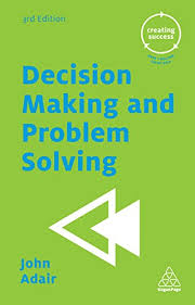 research paper on decision making