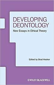 Deontological Ethical Theory
