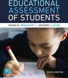 Educational Objectives and an Assessment Plan