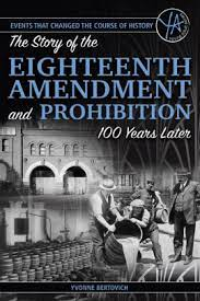 the eighteenth amendment to the constitution of the united states Sections 1–3 the eighteenth article of amendment to the constitution of the united states is hereby repealed the transportation or importation into any state , territory, or possession of the united states for delivery or use therein of intoxicating liquors, in violation of the laws thereof, is hereby prohibited this article shall.