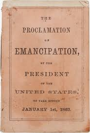 emancipation essay proclamation Abraham lincoln issuing the emancipation proclamation essay library of babel accessible archives inc remembering emancipation allies for emancipation black abolitionists and abraham lincoln new republic emancipation proclamation essay outline writefiction web fc com the gilder lehrman institute of american.