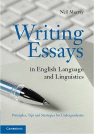 Help with writing english essays