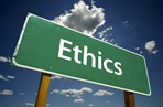 business ethics paper research