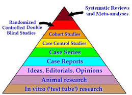 what is an evidence based research article