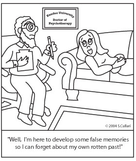 False Memory Syndrome