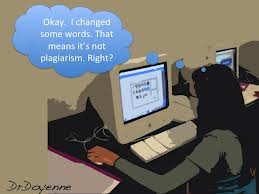 Finding Plagiarism