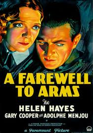 Frederic Henry of A Farewell to Arms