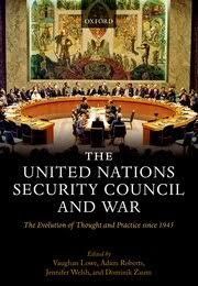 Functions of the UN Security Council