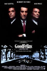 sopranos goodfellas term paper That's a dynamic david chase understood when laying out the world of his tv show the sopranos goodfellas has the same dark to use a technical term.