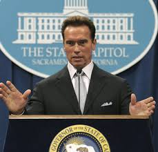 Governor Arnold Schwarzenegger and His Policy