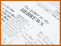 Books of the Bible: Hebrews