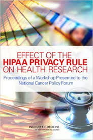 HIPAA Research Study