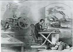 ... institute of Industrial Revolution in England Essay work in view