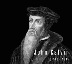 john calvin research paper The european reformations: martin luther, john calvin, catholic (research paper sample.