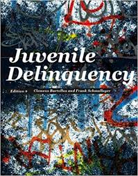 Criminal Justice Topics For Juvenile Delinquency Research