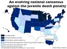 Juveniles and the Death Penalty