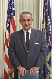 Lyndon Johnson Becomes President