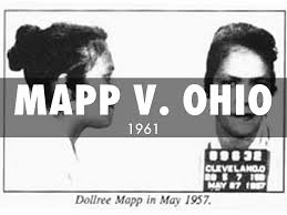 Mapps v. Ohio Decision