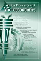 microeconomics articles