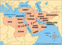 middle east topics and arguments