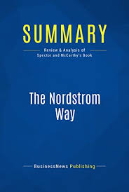 Nordstrom Company Analysis