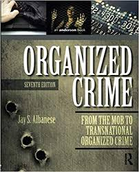 organized crime research papers organized crime