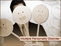 Outline research paper multiple personality disorder