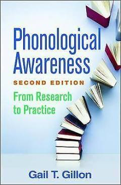 thesis on phonological awareness The effectiveness of phonological awareness instruction in improving reading scores by gwendolyn elizabeth hamilton august 2007 a thesis submitted to the.