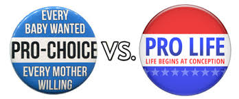 pro life vs pro choice The pro-life vs pro-choice debate is central to american social policy, religion, and culture find out what each side believes.